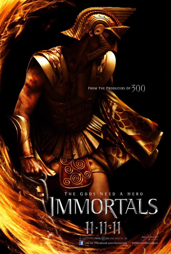 luke evans zeus inmortales