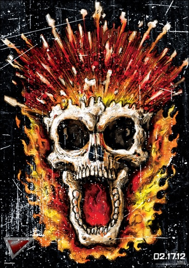 ghost rider poster mexico