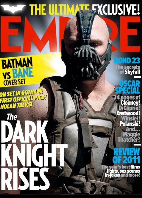 bane empire portada caballero noche