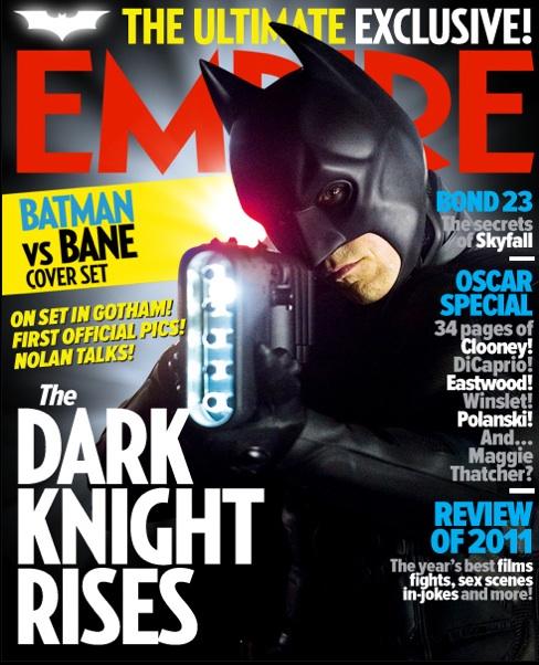 batman empire portada caballeo noche