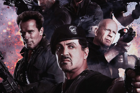 indestructibles willis schwarzenneger stallone