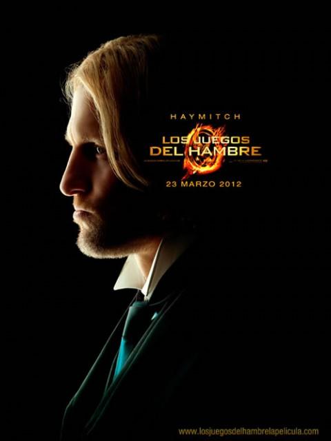 Haymitch el unico ganador que ha habido del Distrito 12