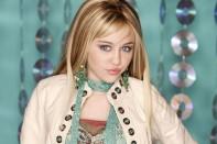 Miley Cyrus modelo