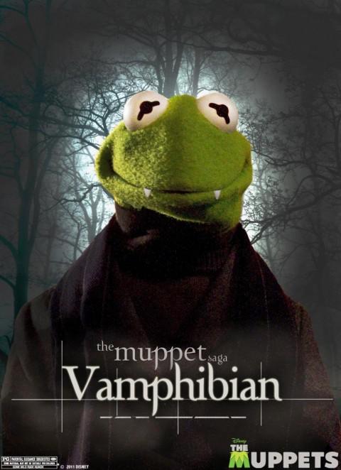 muppets crepusculo vamphibian