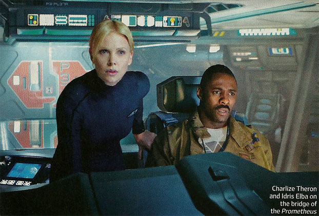 prometheus theron elba