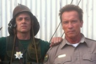 the last stand arnold schwarzenegger johnny knoxville