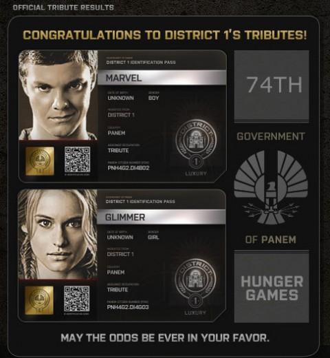 Los Tributos del Distrito 1