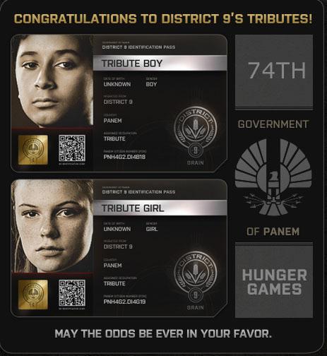 Los Tributos del Distrito 9