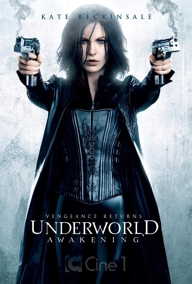 unerworld awakening poster
