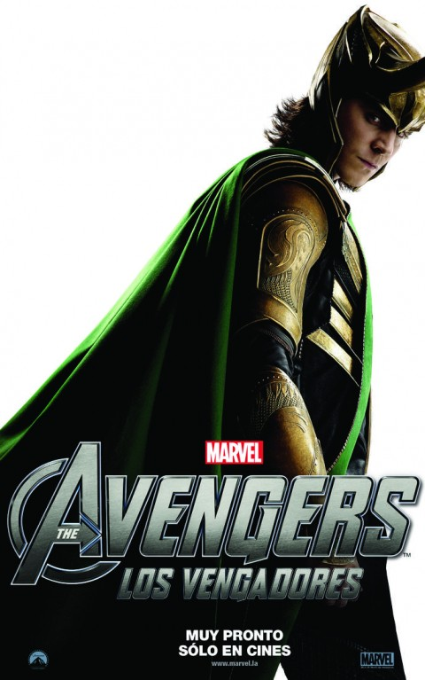 El gran villano Loki