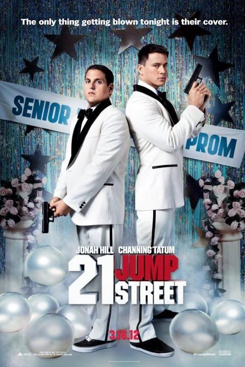 21 Jump Street jenko schmidt