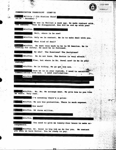 Leonid Pavel transcript viral