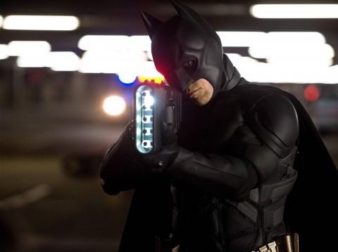batman caballero noche asciende arma