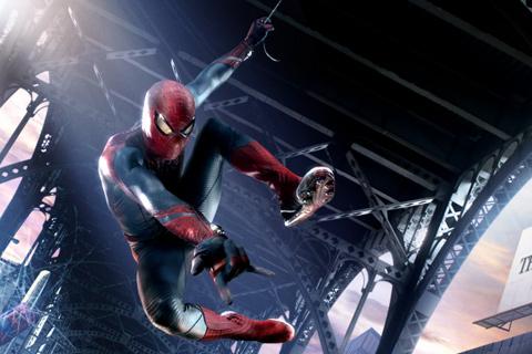 increible hombre araña pelicula