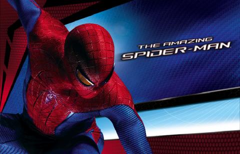increible hombre araña banner