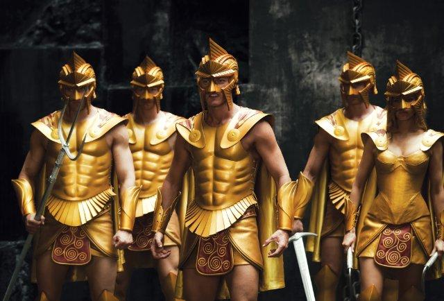 inmortales dioses pelicula