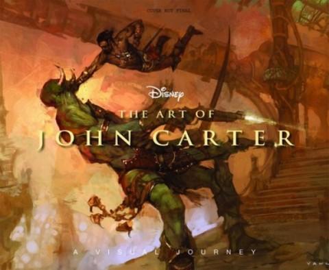 El Arte Conceptual de John Carter