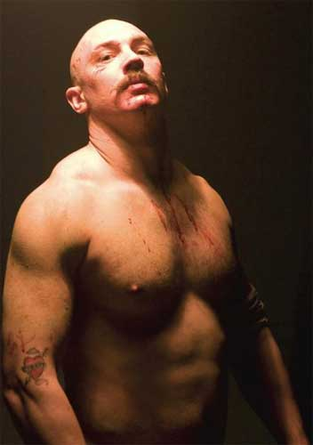 Tom Hardy sera el villano Bane