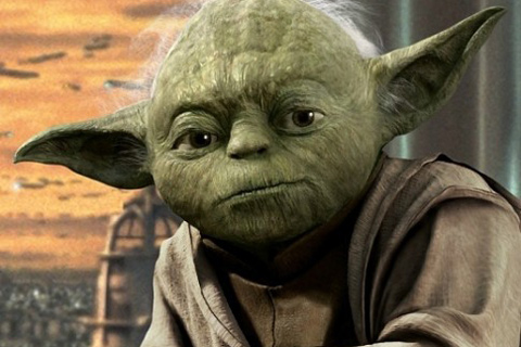 Yoda episodio I 3D