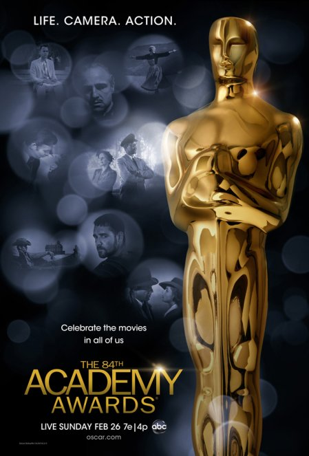 84th Oscars Poster