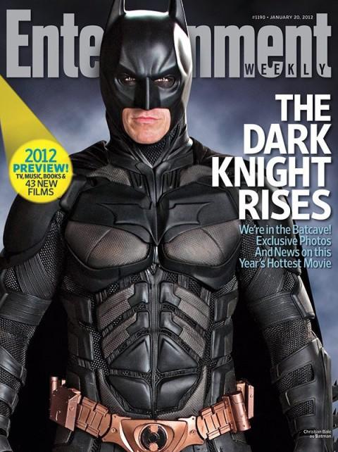 Batman esta listo para ascender