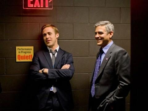 Geroge Clooney y Ryan Gosling