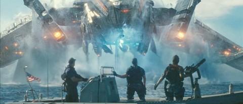 Eso parace uno de los transformers de Michael explosiones Bay