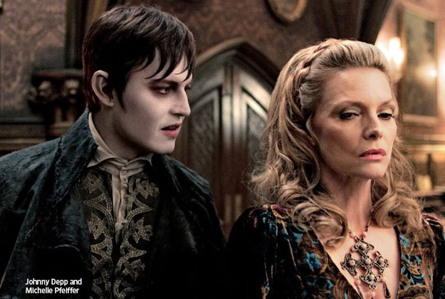 depp pfeiffer dark shadows