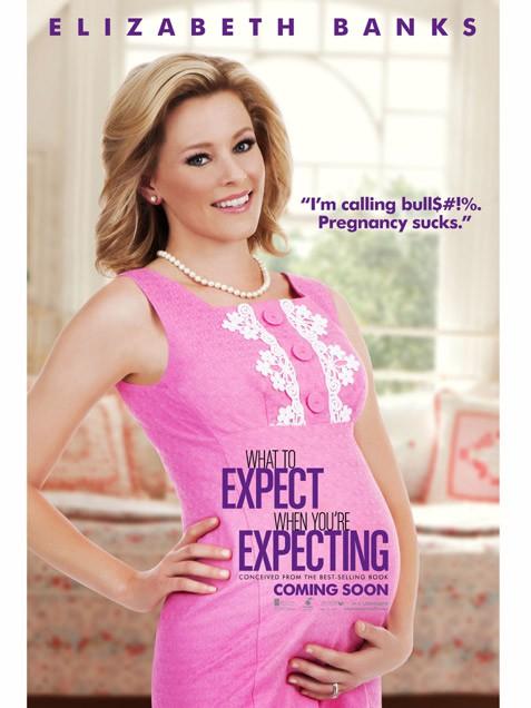 elizabeth banks embarazada