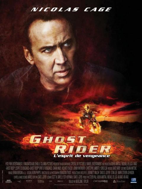 Nicolas Cage en Ghost Rider 2