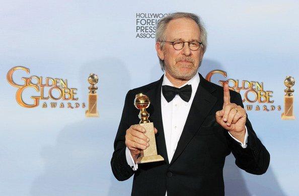 El Maestro Steven Spielberg diciendo que es el numero uno