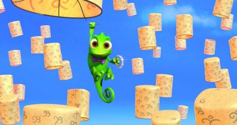 Pascal salvando un anillo