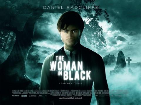 Daniel Radcliffe en La Dama de Negro