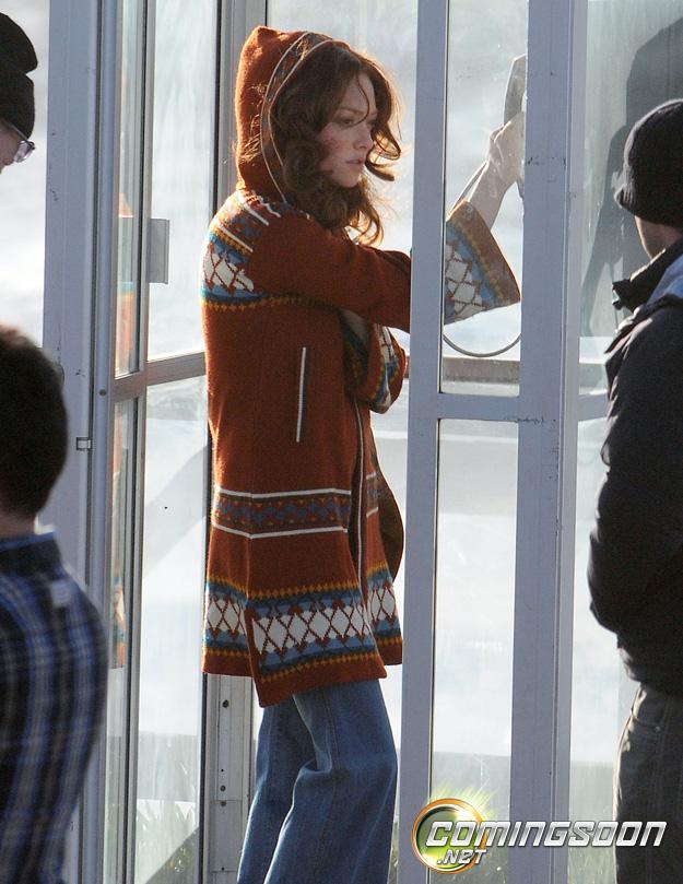 Amanda Seyfried sera la actriz prono Linda Lovelance