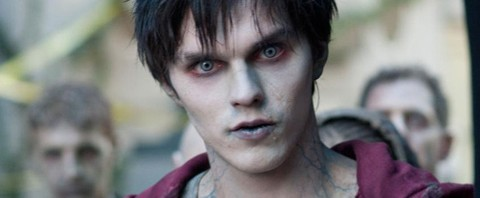 warm bodies zombies romanticos nicholas hoult
