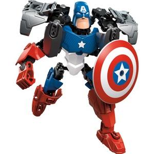 El Capitán América mecanico