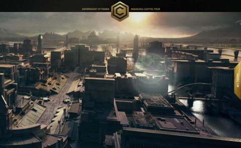 Una ciudad del futuro hoy