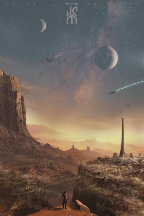 John Carter en Marte