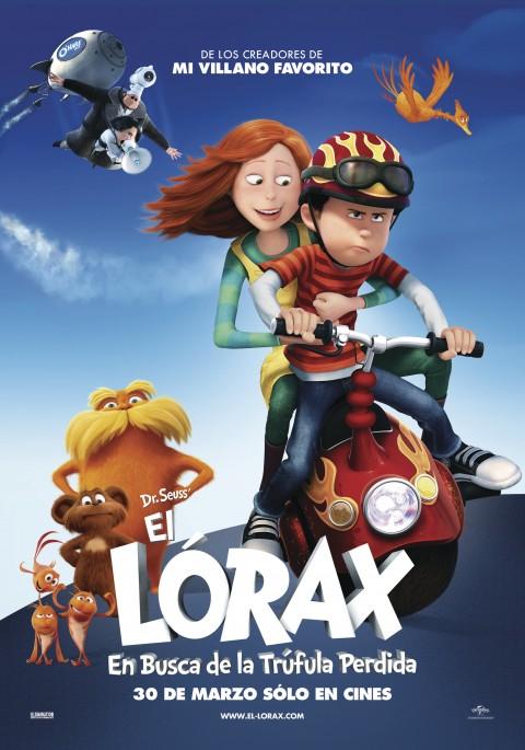 El Lorax llegara muy pronto