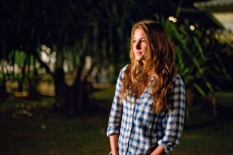 Shailene además de hermosa, excelente actiriz