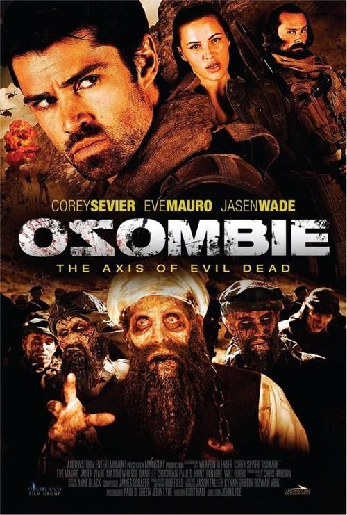osombie poster