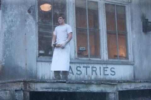 El chico del pan para Katniss, Peeta Mellark