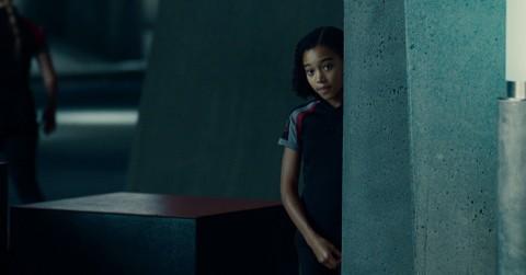 Rue una timida chica de 12 años que debera entrar a Los Juegos del Hambre