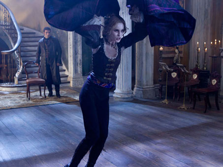 abraham lincoln vampira