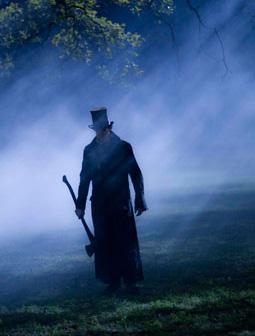 lincoln cazador vampiros