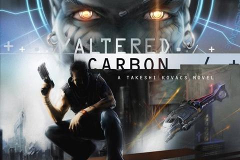 altered carbon fan art