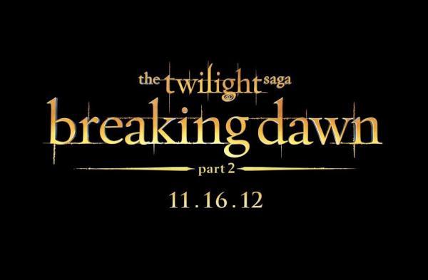 la saga Crepúsculo Amanecer Parte 2