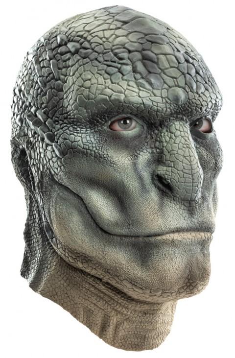 La mascara de Lizard