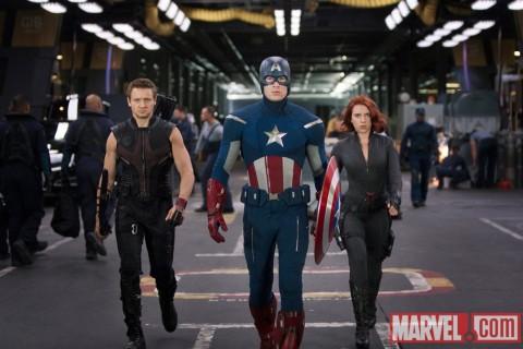Los heroes listos para salvar la tierra