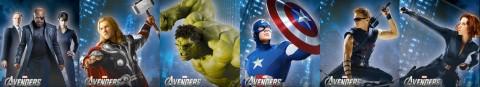 Los Vengadores los heroes más poderosos de la tierra